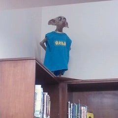 Photo taken at Waterville Public Library by Marc P. on 6/24/2011