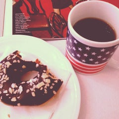 Photo taken at American Donuts by Leone L. on 12/3/2011