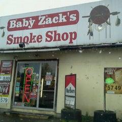Photo taken at Baby Zacks Smokeshop by Craig S. on 4/14/2011