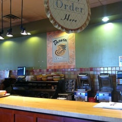 Photo taken at Panera Bread by Marla H. on 5/5/2012