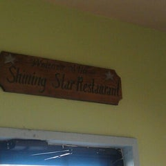 Photo taken at Shining Star Restaurant by Nicole W. on 3/6/2012