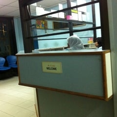 Photo taken at Klinik othman by Farsya on 9/23/2011