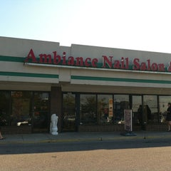 Photo taken at Ambiance Nail Salon & Spa by Chanda G. on 8/30/2012