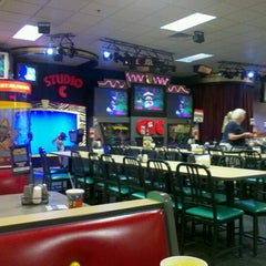 Photo taken at Chuck E. Cheese's by Kendra N. on 7/14/2012