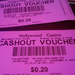 Photo taken at Hollywood Casino Perryville by Amie on 5/7/2012