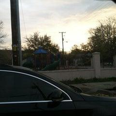 Photo taken at Julian Mitchell Elementary School by Nikki S. on 3/13/2012