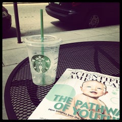 Photo taken at Starbucks by Jess S. on 8/11/2012