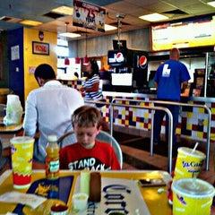 Photo taken at La Casita Mexican Grill by Brandy V. on 8/10/2012