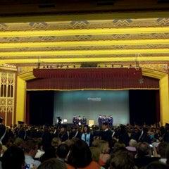 Photo taken at Burruss Hall by Eileen K. on 5/12/2012