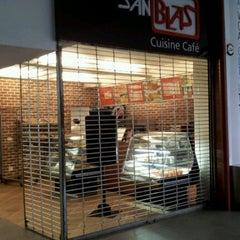 Photo taken at San Blas Cuisine Café by Alberto E. on 5/11/2012