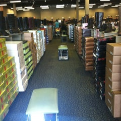Photo taken at DSW Designer Shoe Warehouse by Franny R. on 9/6/2012