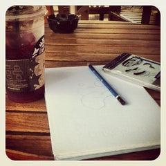 Photo taken at Starbucks by Carlos K. on 3/10/2012