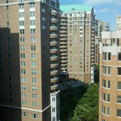 Photo taken at The Westin Arlington Gateway by Jarod G. on 6/27/2012