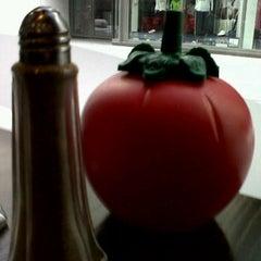 Photo taken at Gourmet Burger Kitchen by Padraig O. on 5/16/2012