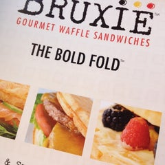 Photo taken at Bruxie by Trevor L. on 2/11/2012