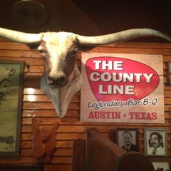 Photo taken at County Line On the Hill by Ingrid B. on 4/5/2012