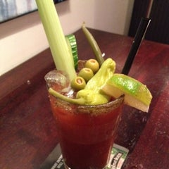 Photo taken at The Office Restaurant & Lounge by Keith B. on 7/28/2012