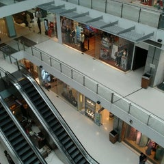 Photo taken at Oberoi Mall by Kristopher N. on 6/9/2012