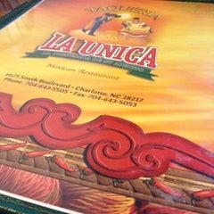 Photo taken at La Unica by DJ K. on 6/8/2012
