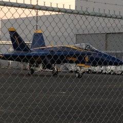 Photo taken at Boeing Field/King County International Airport (BFI) by ˙ɯ uɐıɹq on 8/4/2012