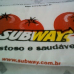 Photo taken at Subway by Wesley F. on 8/10/2012