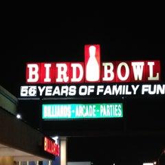 Photo taken at Bird Bowl by Juan G. on 6/28/2012