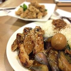 Photo taken at Ocha Tea Café & Restaurant by Leo C. on 3/21/2012