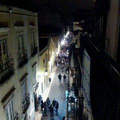 Photo taken at Bairro Alto by David L. on 3/4/2012