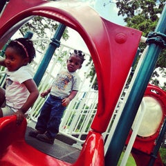 Photo taken at Hurt Road Park by CierraNecole B. on 4/9/2012