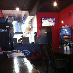 Photo taken at Hell Pizza by Darrell O. on 6/20/2012