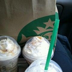 Photo taken at Starbucks by Tamara Trixia W. on 4/10/2012