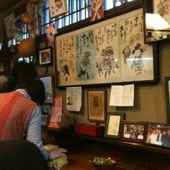 Photo taken at かろのうろん by David C. on 3/1/2012