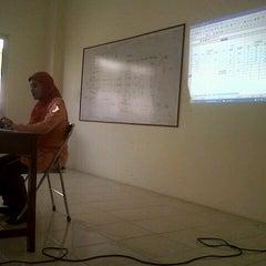 Photo taken at Fakultas Ekonomi by Siti F. on 7/14/2012