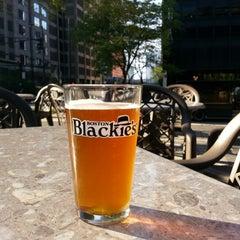 Photo taken at Boston Blackies by Philip N. on 7/25/2012