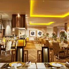 Photo taken at Hotel Mulia Senayan, Jakarta by Ahmad F. on 8/14/2012
