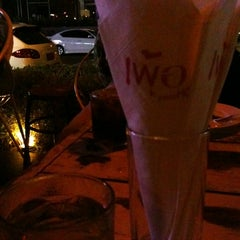 Photo taken at เพ้อ (Per Pub & Restaurant) by Prajakkra C. on 8/27/2012