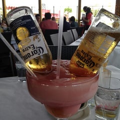 Photo taken at Las Margaritas Latin Restaurant Tequila & Rum Bar by Mike F. on 4/8/2012