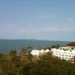 Photo taken at Sigma Resort Jomtien Pattaya by BheeWilawan P. on 2/26/2012