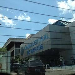 Photo taken at Tribunal Regional Eleitoral do Amazonas by Fana F. on 9/2/2012