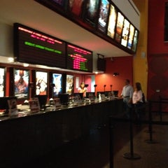 Photo taken at Cines Unidos by Rebeca M. on 7/17/2012