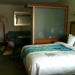 Photo taken at SpringHill Suites by Marriott by Amy G. on 8/9/2012