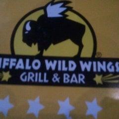 Photo taken at Buffalo Wild Wings by John on 2/23/2012