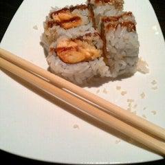 Photo taken at Samurai Japanese Cuisine Sushi Bar & Grill by Megan S. on 5/18/2012