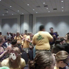 Photo taken at Festival Conference & Student Center by Emily W. on 8/25/2012