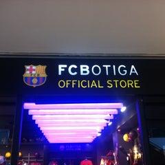 Photo taken at FCBotiga Maremagnum by Igor V. on 7/22/2012