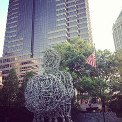 Photo taken at The Woodruff Arts Center by Lauren B. on 7/26/2012