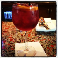 Photo taken at Landmark Americana Tap & Grill by Tania G. on 3/22/2012
