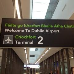 Photo taken at Terminal 2 by Gordon C. on 2/24/2012