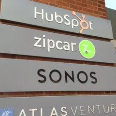 Photo taken at Zipcar Headquarters by Carolina on 7/13/2012