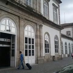 Photo taken at Estação Ferroviária de Porto-Campanhã by Manuel C. on 6/17/2012